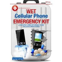 Dry-All Wet Cellular Phone Emergency Kit