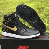 Air Jordan 1 x Louis Vuitton Basketball Shoes US7-13