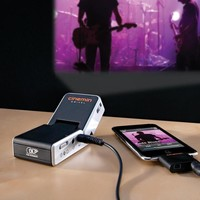 Cinemin™ Swivel Projector for iPod® and iPhone® Devices