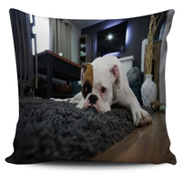 Bull Dog Pillowcase