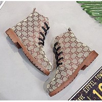 Gucci Trending Fashion Casual Hight Top Boots Shoes