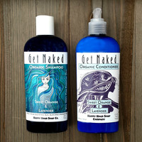 Organic Shampoo & Conditioner Bundle - Rosemary and Peppermint