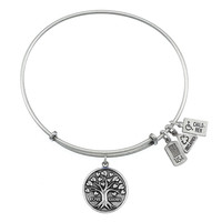 Wind & Fire Tree of Love Charm Bracelet