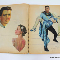 1940s Scrapbook: Fashion Icons Named as Greek Gods