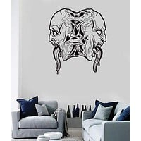 Wall Stickers Vinyl Decal Zombie Vampire Creepy Decor Scary Demons  (z2128)