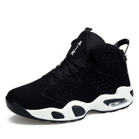 Air Sole Basketball Shoes for Kids Unisex Child Outdoor Sneakers Sports Shoe for Teenager Boys Girls Students Sneaker 2018 New