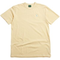 C Block Knit T-Shirt Ivory