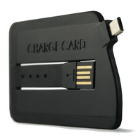 ChargeCard Wallet-Sized USB Cable