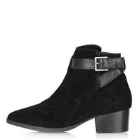 KREOLE Wrap Boot - Black