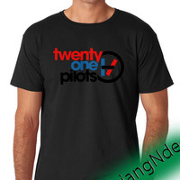 Twenty one pilots T-shirt High Quality Design in Men's and Women's