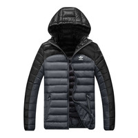 Adidas Mens Cotton Coat