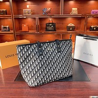 Dior simple all-match handbag shopping bag