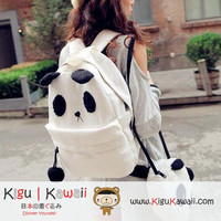 New Cute Panda Backpack Bag KK6