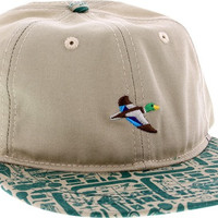 Habitat Mallard Hat Adjustable khaki