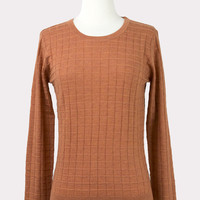 Margery Copper Sweater