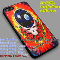 Grateful Dead iPhone 6s 6 6s+ 5c 5s Cases Samsung Galaxy s5 s6 Edge+ NOTE 5 4 3 #other dl5
