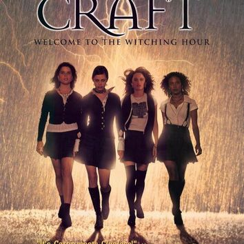 The Craft 11x17 Movie Poster (1996)