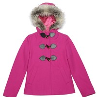 Heartbreaker Toggle Coat by Juicy Couture,