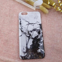 Unique marble mobile phone case for iphone 6 6s 6 plus 6s plus + Nice gift box 71501