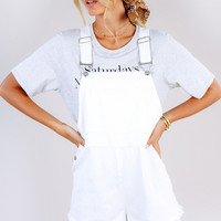South Of Somewhere Dungarees