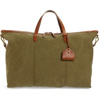 Madewell The Transport Canvas Weekend Bag | Nordstrom