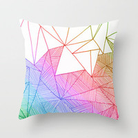 Billy Rays Throw Pillow by Fimbis | Society6