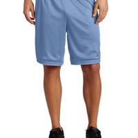 Champion  Men's Long Mesh Short With Pockets | AihaZone Store