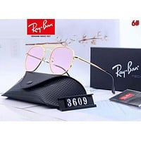 RayBan Ray-Ban Fashion Women Men Summer Sun Shades Eyeglasses Glasses Sunglasses 6#