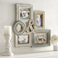 Ampersand Collage Wall Frame