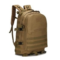 Stylish On Sale Hot Deal Comfort College Back To School Casual Waterproof Camping Outdoors Men Camouflage 3D Backpack [6632418823]