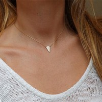 Jewelry Gift Shiny Stylish New Arrival Accessory Simple Design Necklace [7316494663]