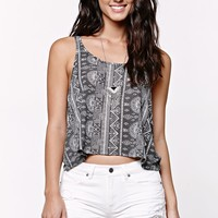 Billabong Solo Show Cropped Tank Top - Womens Tees