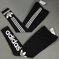 Adidas  Like Fashion Print Exercise Fitness Gym Yoga Running Leggings Sweatpants