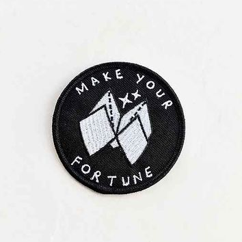 Sick Girls Official Make Your Fortune Patch