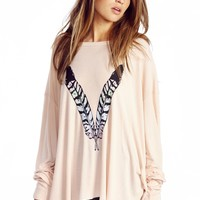 Feather Child Effortless Tee