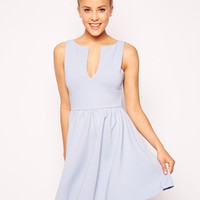 ASOS Sleeveless Skater Dress