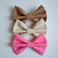 NEW. Neapolitan Hair Bow Collection.