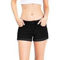 Overtone Denim Shorts