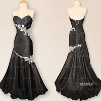 black prom dresses, dresses for prom, cheap prom dresses, prom dresses 2014, cute prom dresses,  cheap bridesmaid dresses, RE423