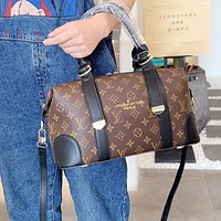 LV Simple Classic Retro Presbyopia Handbag Pillow Bag Crossbody Bag