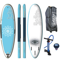 """Starboard YOGA DASHAMA 10'0""""x35"""" Inflatable Stand Up Paddle Board 2016"""
