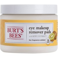 Burt's Bees Eye Makeup Remover Pads with Kiwi Extract, 35 count - Walmart.com