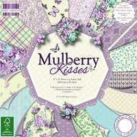 First Edition 8 x 8-Inch FSC Paper Mulberry Kisses Pad