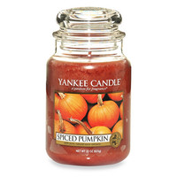 Yankee Candle® Housewarmer® Spiced Pumpkin Scented Candles