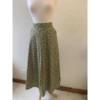 """JUST Female """"dove"""" Floral Maxi Skirt"""