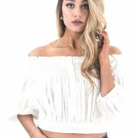 Women's Free People Dancing Till Dawn Crop Top