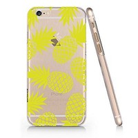 Amazon.com: Pineapples Slim Iphone 6 Case, Clear Iphone 6 Hard Cover Case For Apple Iphone 6 -Emerishop: Cell Phones & Accessories
