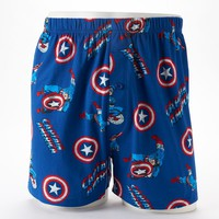 Marvel Captain America Boxers in a