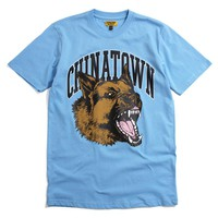Beware T-Shirt Light Blue