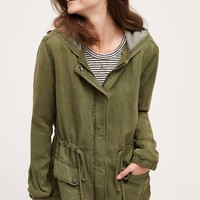 Arlette Hooded Anorak